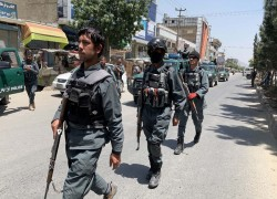 Afghan forces to resume offensive operations