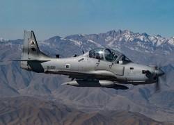 আফগান বিমান বাহিনীর পাইলটদের প্রশিক্ষণ দেবে রেথিয়ন টেকনলজিস