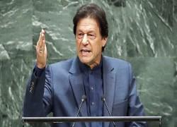India may conduct false flag operation, says Imran