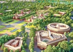 ভারতের নতুন পার্লামেন্ট ভবন নির্মাণ পরিকল্পনা 'মোদির দম্ভ দেখানোর প্রকল্প'