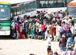 South Asia scrambles to bring home crisis-hit migrant workers