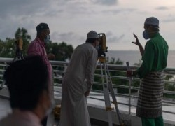 BANGLADESH TO CELEBRATE EID-UL-FITR MONDAY AMID CONTAGION RISKS