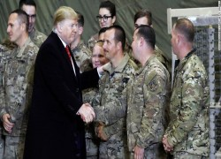 Pentagon drawing up options for early Afghanistan troop withdrawal