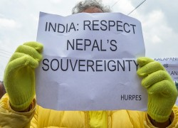 In a conciliatory tone, India says it's open to engage with Nepal on boundary row