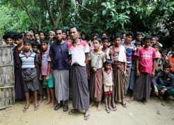 Pandemic adds new threat for Rohingyas in Myanmar