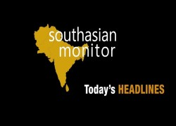 South Asian Monitor news headlines 30 October 2020