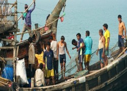 While India and its neigbours spar over Bay of Bengal borders, their fishers languish in jails