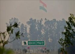 India's border dispute with neighbors