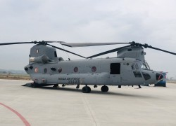 IAF gets 15 Chinook helicopters to help operations in Northeast region!