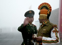 Why India and China Are Sparring