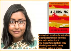 A terrorist attack sparks the plot of Megha Majumdar's powerful debut novel