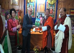 Bhutan launches National Environment Strategy 2020