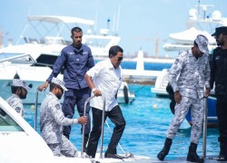 Ex-pres does not wish to seek treatment abroad: Maldives' Home Minister