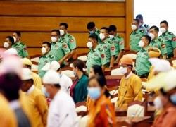 COVID-19 is just the latest setback in Myanmar's troubled peace process