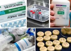 COVID-19 drugs from India, Pakistan, Bangladesh: Remdesivir, camostat, avipiravir, HQC and others