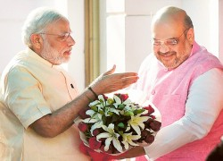Forget rumours, Amit Shah is still Narendra Modi's man for all seasons