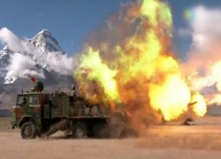 China carries out large-scale drills in latest showdown with India