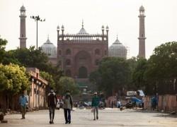 Delhi Jama Masjid shut down again over coronavirus fears
