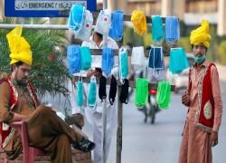 Pakistan hospitals struggle as coronavirus cases explode