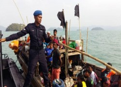 Thai admiral: Navy patrols fail to find Rohingya boat