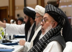 Afghan government, Taliban agree on Doha as venue for talks