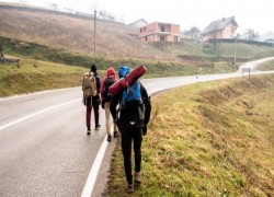 Croatian police officers arrested over beating of Afghan asylum seeker