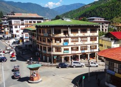 Crime drops in Bhutanese capital during Covid-19 pandemic