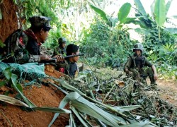 Kachin Army warns civilians fighting with Myanmar military could erupt anytime