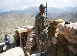 US troops in Afghanistan reduced to 8,600, General says
