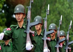 Myanmar's military unlisted from recruitment, use of children as soldiers