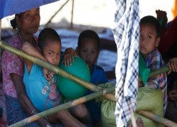 More children getting 'killed, maimed' in Myanmar conflict