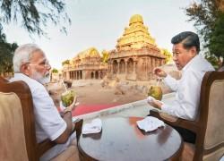 Is China telling Modi something?