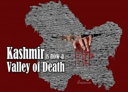 Kashmir is now a valley of death