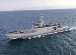 Turkey to build first frigate with indigenous resources