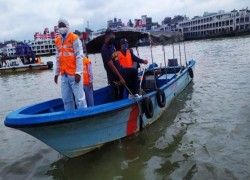 25 BODIES RECOVERED AFTER LAUNCH CAPSIZES IN BURIGANGA