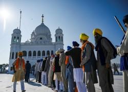 INDIA STOPS SIKHS FROM VISITING KARTARPUR GURDWARA