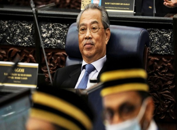 Malaysia parliament speaker switch lifts Muhyiddin's survival odds