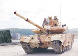 India deploys T-90 tanks in Galwan Valley