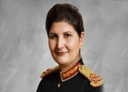 Nigar Johar becomes Pakistan Army's first female lieutenant general