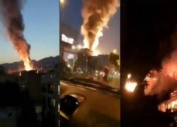 19 DEAD IN TEHRAN CLINIC EXPLOSION