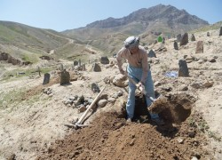 Covid-19: No rest for the gravediggers of Afghanistan