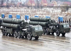 India to get S-400 missiles by the end of next year