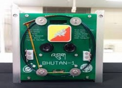 BHUTAN-1 orbiting the earth for two years