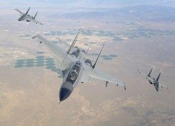 US highlights CAATSA risk in Indian fighter procurement