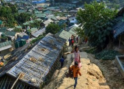 EU ANNOUNCES AROUND TK 300CR FUND FOR ROHINGYA REFUGEES IN COX'S BAZAR
