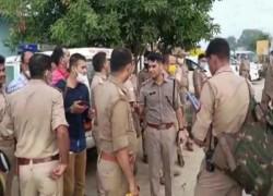 8 POLICEMEN SHOT DEAD DURING ANTICRIME RAID IN INDIA'S UTTAR PRADESH