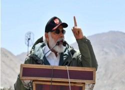 'THE ENEMY HAS SEEN YOUR FIRE AND FURY AS WELL': MODI IN ADDRESS TO SOLDIERS IN LADAKH