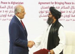 US peace envoy looks to start of talks to end Afghanistan war