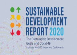 BANGLADESH 109TH AMONG 166 COUNTRIES ON 2020 SDG INDEX