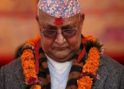 Nepal's Ruling Communist Party Meet to Decide PM Oli's Fate Deferred Until Monday